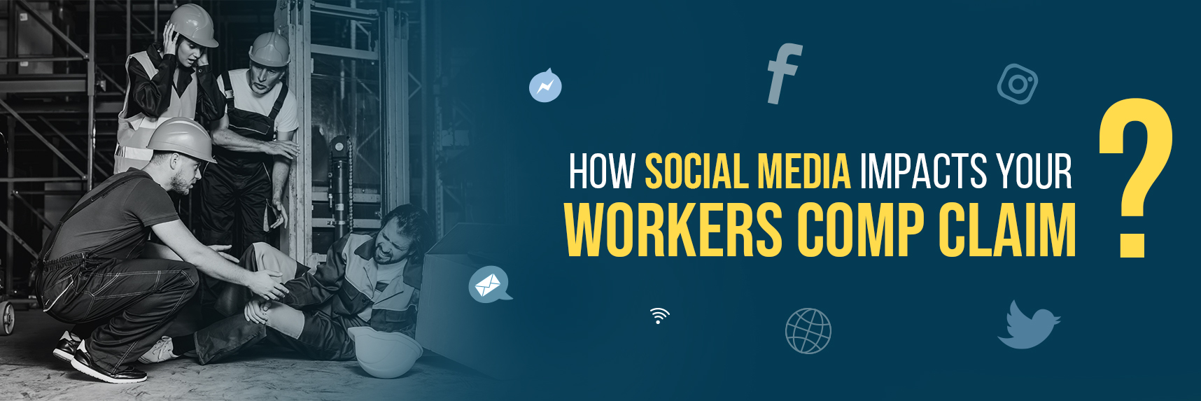 How Social Media impacts your Workers Comp Claim?